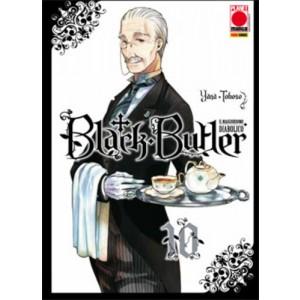 Black Butler - N° 10 - Il Maggiordomo Diabolico - Planet Manga