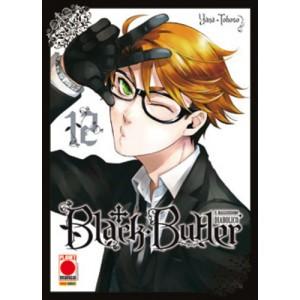 Black Butler - N° 12 - Il Maggiordomo Diabolico - Planet Manga