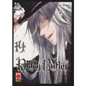 Black Butler - N° 14 - Il Maggiordomo Diabolico - Planet Manga
