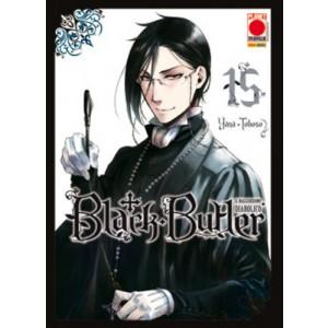 Black Butler - N° 15 - Il Maggiordomo Diabolico - Planet Manga