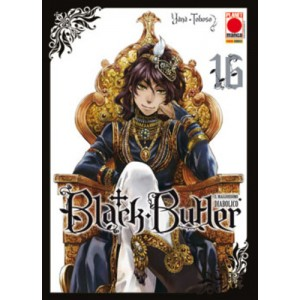 Black Butler - N° 16 - Il Maggiordomo Diabolico - Planet Manga