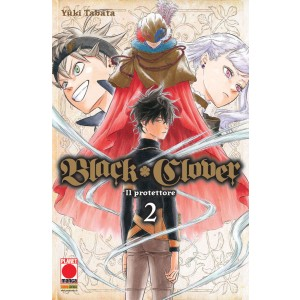 Black Clover - N° 2 - Black Clover - Purple Planet Manga