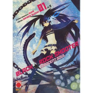 Black Rock Shooter - N° 1 - Innocent Soul M3 - Manga Blade Planet Manga