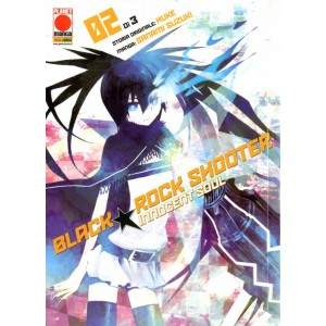 Black Rock Shooter - N° 2 - Innocent Soul M3 - Manga Blade Planet Manga