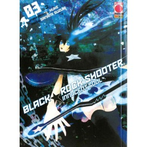 Black Rock Shooter - N° 3 - Innocent Soul M3 - Manga Blade Planet Manga