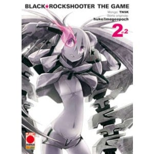 Black Rock Shooter - N° 5 - The Game M2 - Manga Blade Planet Manga