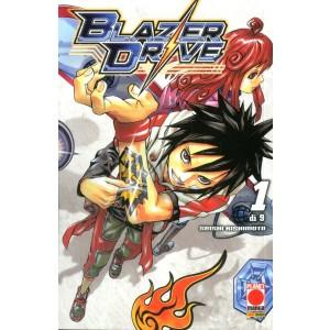 Blazer Drive - N° 1 - Blazer Drive - Manga Hero Planet Manga