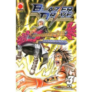 Blazer Drive - N° 3 - Blazer Drive - Manga Hero Planet Manga