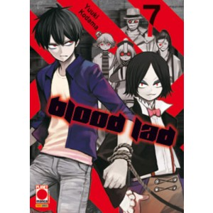 Blood Lad (M17) - N° 7 - Blood Lad - Manga Code Planet Manga