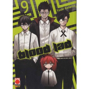 Blood Lad (M17) - N° 9 - Blood Lad - Manga Code Planet Manga
