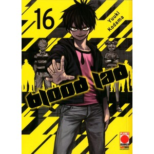 Blood Lad (M17) - N° 16 - Blood Lad - Manga Code Planet Manga