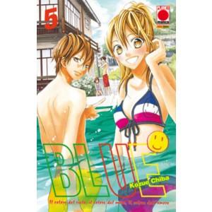 Blue - N° 5 - Il Colore Del Cielo, Il Colore Del Mare, Il Colore Dell'Amore - Collana Planet Planet Manga
