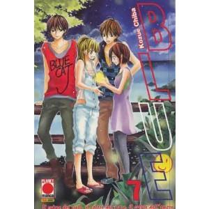 Blue - N° 7 - Il Colore Del Cielo, Il Colore Del Mare, Il Colore Dell'Amore - Collana Planet Planet Manga