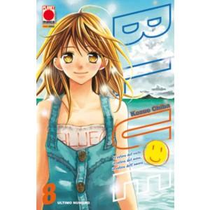 Blue - N° 8 - Il Colore Del Cielo, Il Colore Del Mare, Il Colore Dell'Amore - Collana Planet Planet Manga