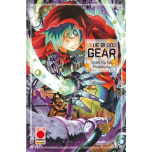 Blue-Blood Gear - N° 3 - Blue-Blood Gear (M6) - Collana Japan Planet Manga