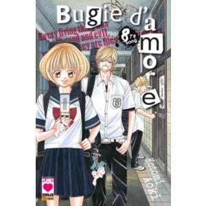 Bugie D'Amore - N° 8 - Bugie D'Amore 8 (M22) - Manga Love Planet Manga