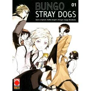 Bungo Stray Dogs - N° 1 - Bungo Stray Dogs - Manga Run Planet Manga