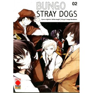 Bungo Stray Dogs - N° 2 - Bungo Stray Dogs - Manga Run Planet Manga