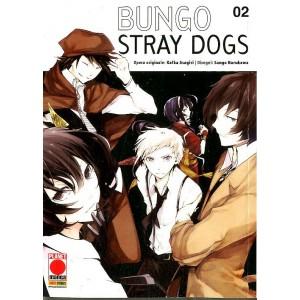 Bungo Stray Dogs - N° 2 - Bungo Stray Dogs - Manga Run Planet Manga