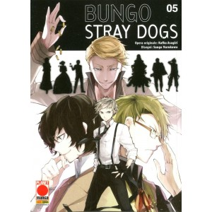 Bungo Stray Dogs - N° 5 - Bungo Stray Dogs - Manga Run Planet Manga