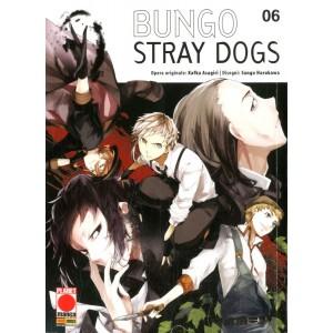 Bungo Stray Dogs - N° 6 - Bungo Stray Dogs - Manga Run Planet Manga
