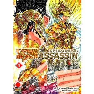 Cavalieri Zod. Ep. G Assassin - N° 1 - Episode G: Assassin - Planet Manga Presenta Planet Manga