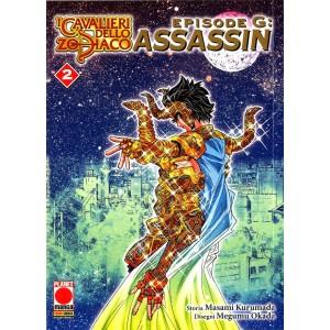 Cavalieri Zod. Ep. G Assassin - N° 2 - Episode G: Assassin - Planet Manga Presenta Planet Manga