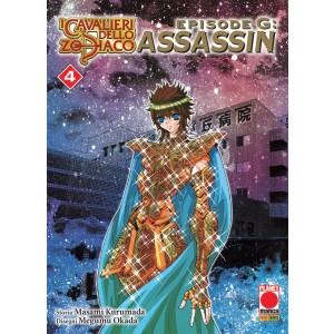 Cavalieri Zod. Ep. G Assassin - N° 4 - Episode G: Assassin - Planet Manga Presenta Planet Manga