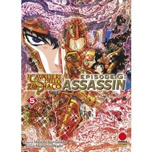 Cavalieri Zod. Ep. G Assassin - N° 5 - Episode G: Assassin - Planet Manga Presenta Planet Manga