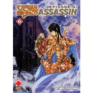 Cavalieri Zod. Ep. G Assassin - N° 6 - I Cavalieri Dello Zodiaco Episode G Assassin - Planet Manga Presenta 81 Planet Manga