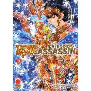Cavalieri Zod. Ep. G Assassin - N° 7 - I Cavalieri Dello Zodiaco Episode G Assassin - Planet Manga Presenta Planet Manga