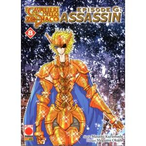 Cavalieri Zod. Ep. G Assassin - N° 8 - Cavalieri Dello Zodiaco Episodio G Assassin - Planet Manga Presenta Planet Manga