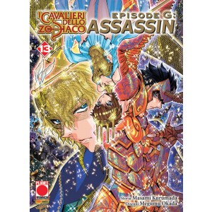 Cavalieri Zod. Ep. G Assassin - N° 13 - Cavalieri Dello Zodiaco Episodio G Assassin - Planet Manga Presenta Planet Manga