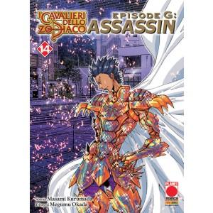 Cavalieri Zod. Ep. G Assassin - N° 14 - Cavalieri Dello Zodiaco Episodio G Assassin - Planet Manga Presenta Planet Manga