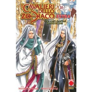 Cavalieri Zodiaco Extra - N° 16 - The Lost Canvas: Il Mito Di Ade - Manga Legend Planet Manga