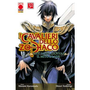 Cavalieri Zodiaco Lost Canvas - N° 32 - Cavalieri Dello Zodiaco Lost Canvas - Manga Legend Planet Manga