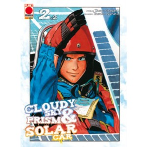 Cloudy Sky & Prism & Solar Car - N° 2 - Cloudy Sky & Prism & Solar Car - Manga Graphic Novel Planet Manga