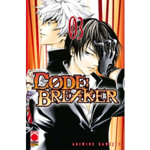 Code Breaker - N° 3 - Code Breaker - Manga Superstars Planet Manga