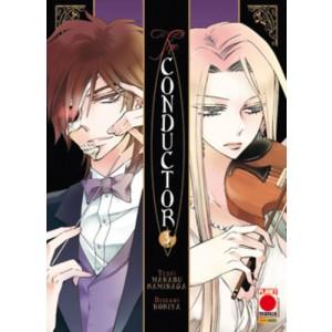 Conductor - N° 3 - Conductor (M4) - Manga Mega Planet Manga