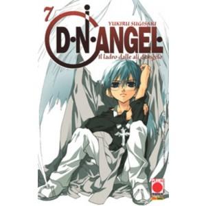 D.Angel - N° 7 - D.Angel - Manga Storie Nuova Serie Planet Manga