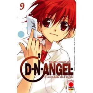 D.Angel - N° 9 - D.Angel - Manga Storie Nuova Serie Planet Manga