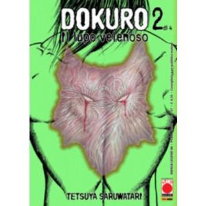 Dokuro - N° 2 - Dokuro (M4) - Manga Legend Planet Manga