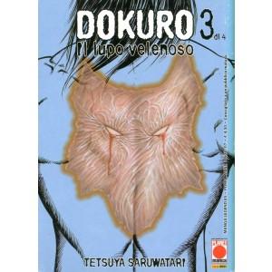 Dokuro - N° 3 - Dokuro (M4) - Manga Legend Planet Manga