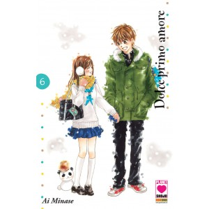 Dolce Primo Amore (M12) - N° 6 - Dolce Primo Amore (M12) - Collana Planet Planet Manga