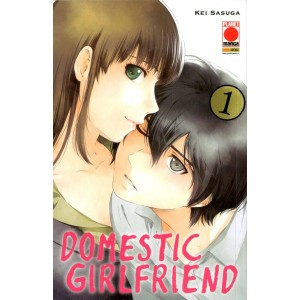 Domestic Girlfriend - N° 1 - Domestic Girlfriend - Collana Japan Planet Manga