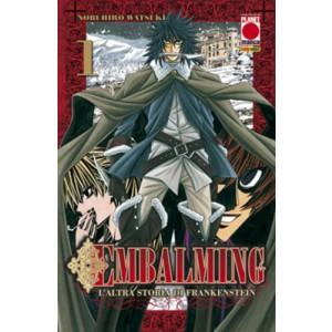 Embalming - N° 1 - L'Altra Storia Di Frankenstein - Manga Universe Planet Manga