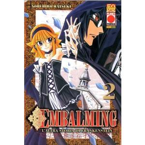 Embalming - N° 2 - L'Altra Storia Di Frankenstein - Manga Universe Planet Manga
