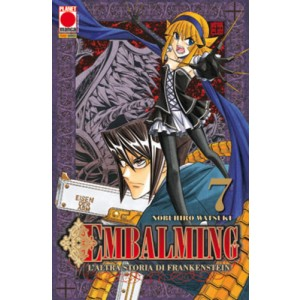 Embalming - N° 7 - L'Altra Storia Di Frankenstein - Manga Universe Planet Manga