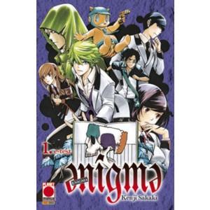 Enigma - N° 1 - Enigma (M7) - Manga One Planet Manga