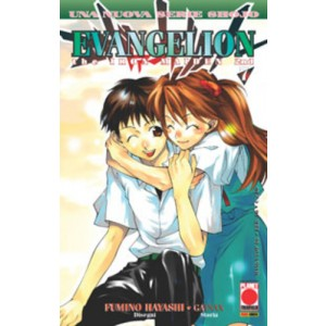 Evangelion Iron Maiden - N° 7 - Evangelion Iron Maiden 7 - Manga Top Planet Manga